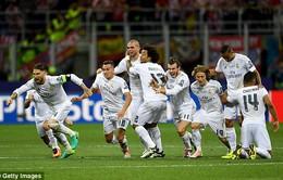 Thắng luân lưu nghẹt thở, Real Madrid lên ngôi vô địch Champions League