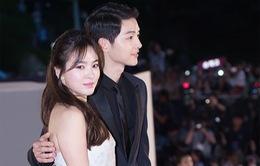 Baeksang 2016: Song Hye Kyo – Song Joong Ki trượt giải đầy nuối tiếc