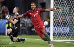 VIDEO EURO 2016: Nani ghi bàn giúp Bồ Đào Nha dẫn Iceland