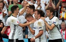 EURO 2016, Đức 1-0 Bắc Ireland: Chiến thắng tối thiểu, Đức giành ngôi đầu bảng C!