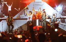 Scorpions đốt cháy Monsoon Music Festival 2016
