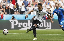 EURO 2016: Học tập Ronaldo, Ramos, Ozil lập kỷ lục buồn