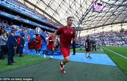 EURO 2016: Khi Cris Ronaldo hi sinh nhiều hơn vì tập thể!