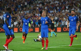 EURO 2016, Pháp 2-0 Đức: Người hùng Griezmann đưa Les Bleus vào chung kết!