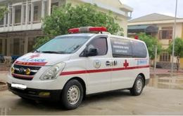 An Giang đứng đầu cả nước về số xe chuyển bệnh nhân từ thiện