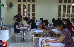 Công tác chấm thi TPHT Quốc gia 2016 được khẩn trương thực hiện