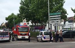 IS nhận trách nhiệm vụ khủng bố nhà thờ tại Pháp