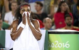 Olympic Rio 2016: Serena Williams bị loại ở vòng 3 nội dung quần vợt đơn nữ bởi tay vợt 21 tuổi