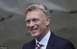 Không đòi tiền đền bù, David Moyes lẳng lặng chia tay Sunderland