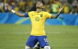 Vượt qua Olympic Đức trên chấm 11m, Olympic Brazil giành HCV bóng đá nam đầu tiên trong lịch sử