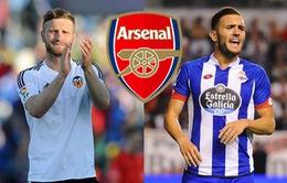 Với Lucas và Mustafi, đội hình của Arsenal sẽ thay đổi như thế nào?