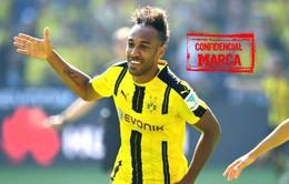 Aubameyang bất ngờ gây sức ép với Dortmund để đến Real Madrid