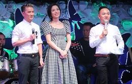"""Đêm nhạc """"Tình nghệ sĩ"""" động viên ca sĩ Minh Thuận"""