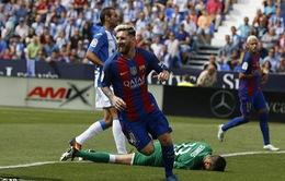 KT, Leganes 1-5 Barcelona (Vòng 4 La Liga 2016/17)