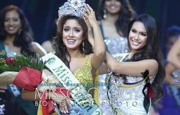 Người đẹp Ecuador đăng quang Hoa hậu Trái đất, Nam Em dừng ở top 8