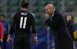 HLV Zidane nổi trận lôi đình sau trận hòa không tưởng của Real