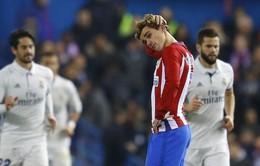 Griezmann cam đoan sẽ không đầu quân cho Real Madrid