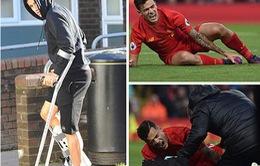 Liverpool xác nhận thời gian Coutinho phải vắng mặt vì chấn thương