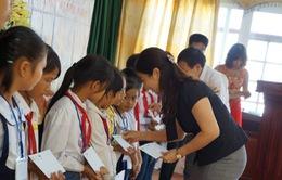 Học bổng Niềm Tin Việt mang hy vọng tới học sinh nghèo tại Hoằng Hóa – Thanh Hóa