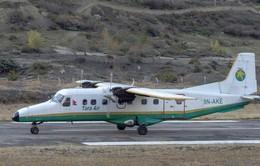 Máy bay chở 21 người mất tích tại Nepal