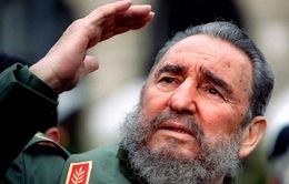 Tổng thống Nga ca ngợi lãnh tụ Fidel Castro là biểu tượng thời đại