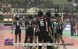 NH Công Thương, S.Khánh Hòa nhọc nhằn vào chung kết Cúp Hùng Vương