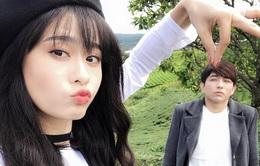 Vợ chồng Trương Quỳnh Anh nhí nhố quay MV mới tại Đà Lạt