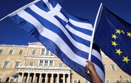 Hy Lạp trước triển vọng được xóa một phần nợ công