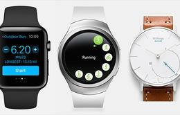 Thời đại của smartwatch đang dần đi tới hồi kết?