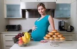 Bà bầu ăn nhiều chất ngọt nhân tạo, con dễ béo phì