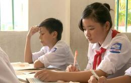 Cô học trò nghèo ước mơ về tương lai tươi sáng