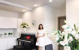Ngắm chung cư sang trọng của người đẹp Lã Thanh Huyền