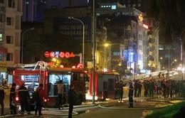 Giật mình về số vụ cháy do đốt vàng mã tại Hà Nội
