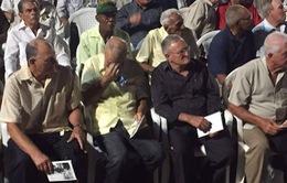 Cuba tôn vinh lãnh tụ Fidel Castro