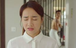 Tuổi thanh xuân 2: Nhã Phương nhắm chặt mắt khi thấy thân hình hot của Mạnh Trường