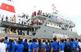 Cơ hội ra thăm Trường Sa cho du học sinh Việt Nam