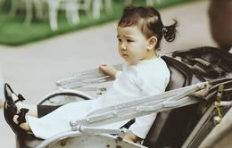 Trang Nhung khoe ảnh siêu dễ thương của con gái cưng