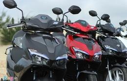 Hơn 1,4 triệu xe máy được tiêu thụ trong nửa đầu năm 2016