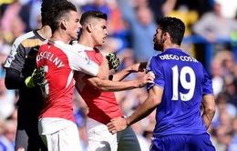 Diego Costa và những scandal gây tranh cãi tại giải Ngoại hạng Anh