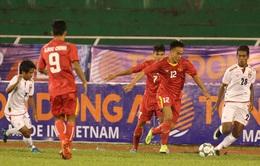 VIDEO: Tổng hợp trận đấu U21 Việt Nam 1-1 U21 Myanmar