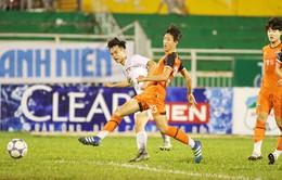 """VIDEO: Văn Toàn lần thứ 2 """"đốt lưới"""" U21 Gangwon"""