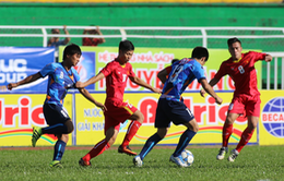 VIDEO U21 Việt Nam 0-1 U21 Yokohama: U21 Việt Nam chạm trán U21 Thái Lan tại bán kết
