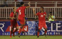 VIDEO: Xem lại trận đấu U21 Việt Nam 1-3 U21 Thái Lan