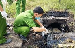 Bà Rịa - Vũng Tàu: Bắt quả tang công ty gạch men xả thải ra môi trường