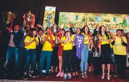 Trước thềm Siêu Cúp Quốc gia, Hà Nội FC tặng áo số 12 cho người hâm mộ