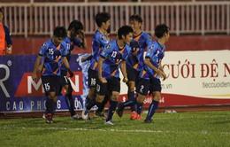 Chung kết U21 Quốc tế, U21 Thái Lan 0-1 U21 Yokohama: Thắng lợi xứng đáng!