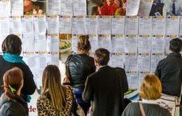 Tỉ lệ thất nghiệp tại Pháp giảm mạnh