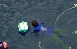 Thuyền viên sống sót thần kỳ sau 4 ngày trôi dạt trên biển