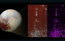 Phát hiện dãy núi tuyết trên sao Diêm Vương