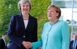 Đức, Anh cam kết thúc đẩy quan hệ bất chấp Brexit